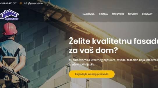 Redizajnirana web stranica